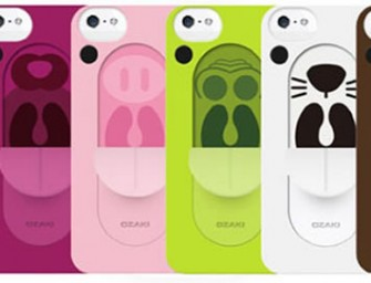 OZAKI O! iPhone Cases are Too cute To Miss