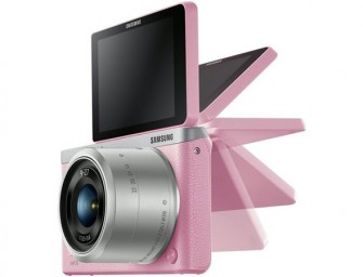 Rumored: Tiny Samsung Galaxy NX Mini Mirrorless camera