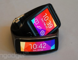Samsung unveils the next generation in wearables – the Gear 2, Gear Neo and Gear Fit devices