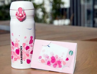 The Starbucks bottle that cannot be bought at a Starbucks anywhere!