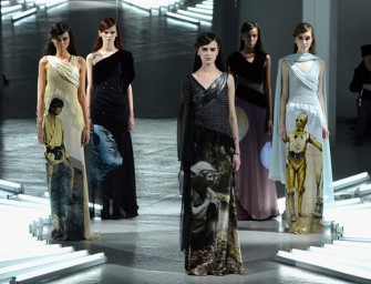 Star Wars goes High Fashion with Rodarte's Laura and Kate Mulleavy Show
