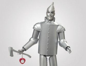 Wizard of Oz Tin Man Doll makes You Nostalgic