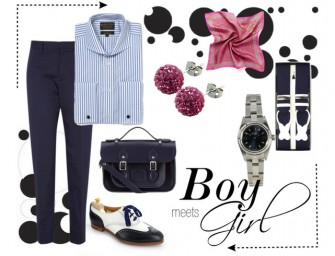 How to Style Androgyny