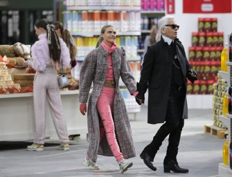 Chanel creates giant Chanel Supermarket for Fall/Winter 2014