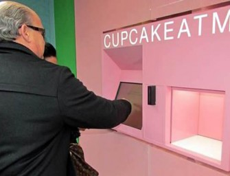 New York gets its Own Cupcake ATM Machine