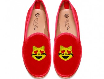 Emote with your feet with these Emoji inspires shoes