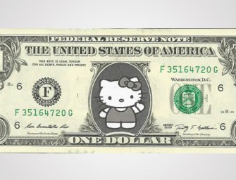 This Hello Kitty Dollar is too good to be real!