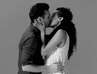 First Kiss: The video guaranteed to take your breath away!