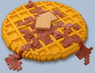 LEGO Food is too good to eat!
