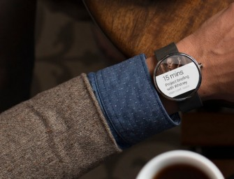 Motorola Moto 360: The first Android Wear smartwatch!