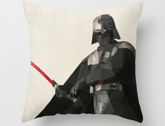 Crazy Star Wars Character Pillow Covers