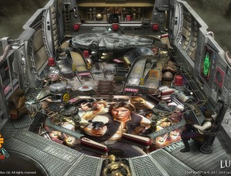 Star Wars Pinball gets four awesome new tables as part of the Heroes Within Pack