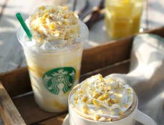 Starbucks Japan ushers in the Summer with two limited edition Lemon flavored drinks