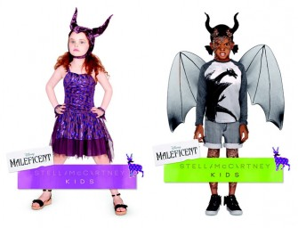 Stella McCartney and Disney team up for Maleficent Children's clothes