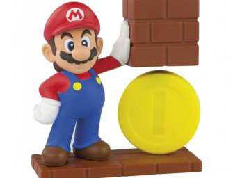 Fantabulous News: Super Mario Toys in McDonald's Happy Meals
