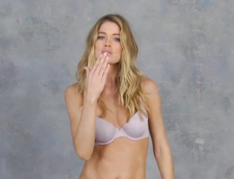 Shocking but True- Victoria's Secret launches T-shirt Bras