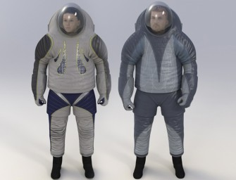 NASA is allowing the public to contribute to the design of their new spacesuit – the Z-2