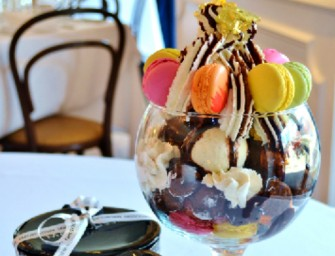 NY Restaurant releases a $1000 Ice Cream Sundae: No longer a kids' party dessert