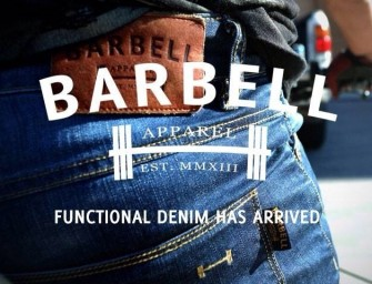 Barbell Apparel's 'Anti-Thigh Gap' Jeans is for Athletes