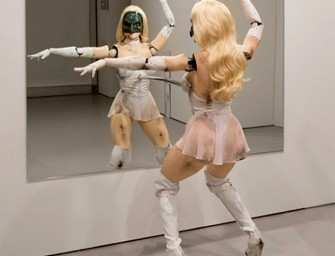 Sexy Dancing Robot is Repulsive and Creepy
