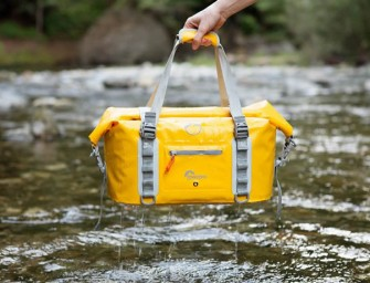 DryZone Duffel Waterproof camera bag is for adventure freaks
