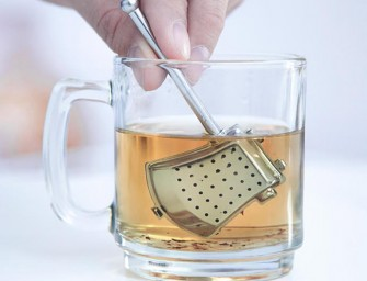 Tea Tastes Good With Fabled Axe Tea Infuser