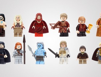 Dragon Sword Fighter Force is Game of Thrones Lego with a Different Name