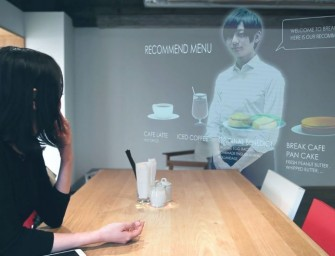 Future of Japanese Restaurants Features No Waiters