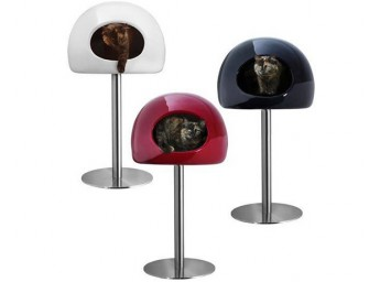 The Lollipop Luxury Cat House: Beauty in practicality