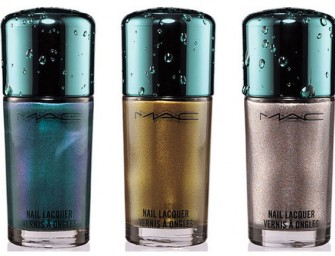 Look gorgeous this summer with the MAC Alluring Aquatic Collection