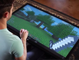 Android powered Coffee table will please gamer geeks!
