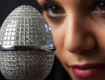 Mirage: The diamond encrusted Easter Egg worth over $8 million needs to be seen to be believed