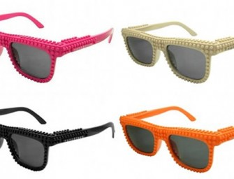 Nanoblock Sunglasses may impress Lego fans!