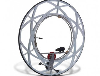 The Olympic Ceremony Monowheel Can Now Be Yours