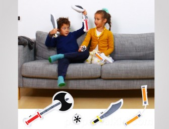 Uber Cool Weapon-shaped Pillows make Pillow Fights Fun