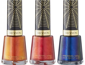 Revlon releases gorgeous Electric Chrome Spiderman Collection for Spiderman 2