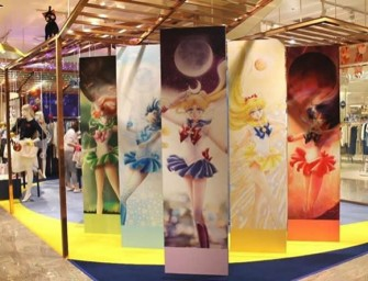 Sailor Moon themed boutique in Japan