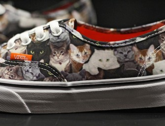 Vans and ASPCA's Capsule Collection Spreads Awareness of Animal Abuse
