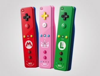 Wii Remote Looks Pretty In Pink As It Gets Princess Peach Makeover