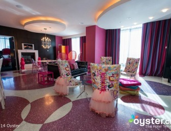 Hot Pink Barbie Suite in Vegas aims at Bachelorette parties