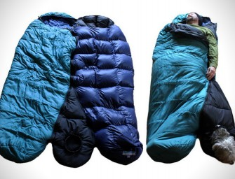 Barkerbag Dog: A Sleeping Bag for your Dog!