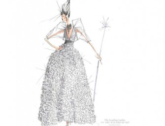 Marc Jacobs, Donna Karan, and others, give Wizard of Oz characters makeover for charity