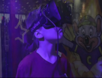 Oculus Rift coming soon to Chuck E. Cheese's Birthday Parties