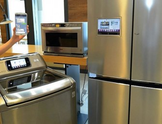 Thanks to LG, you can now chat with your Home Appliances!