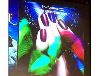 Nail Polish 'Transformations' by Mac Cosmetics!