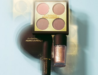 Prep up for summer with MAC Pedro Lourenço Collection