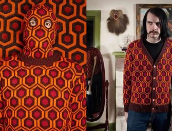 The MONDO 237 Collection: Winterwear inspired by The Shining
