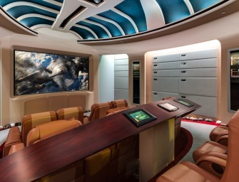 This Star Trek Mansion is like a Disney Princess Castle for nerds!