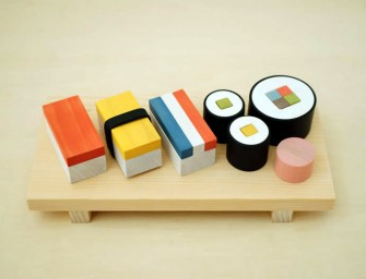 Inspire the Sushi Chef in Your Child with Tsumiki-Sushi Set