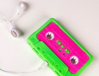 The 3D Printed MakerBot Mixtape MP3 Player is back, and better than ever!